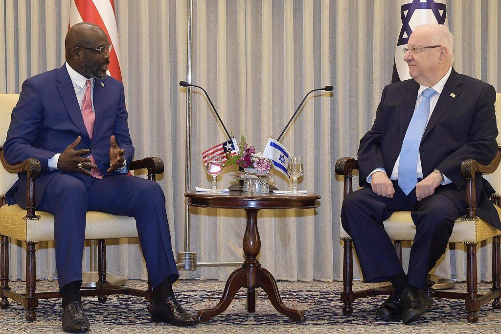George Weah: de futbolista a presidente de Liberia