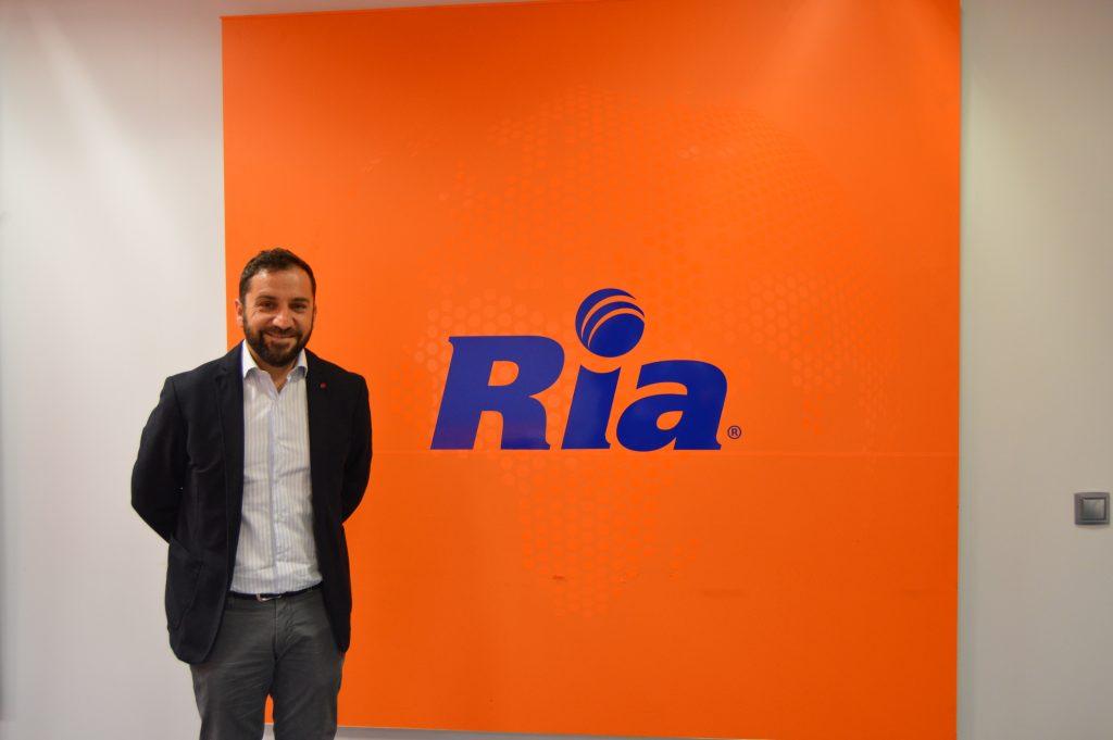 José Cabral, director general para Europa de RIA Money Transfer