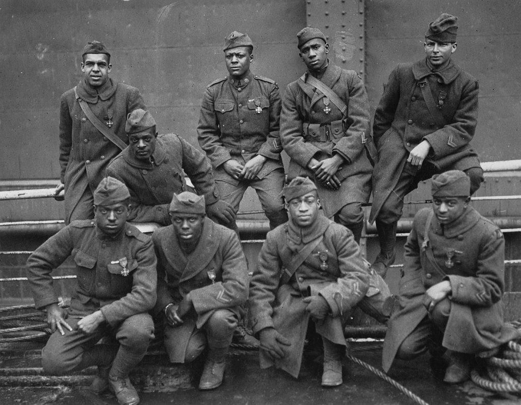 Los Harlem Hellfighters, un centenario que no debe pasar desapercibido