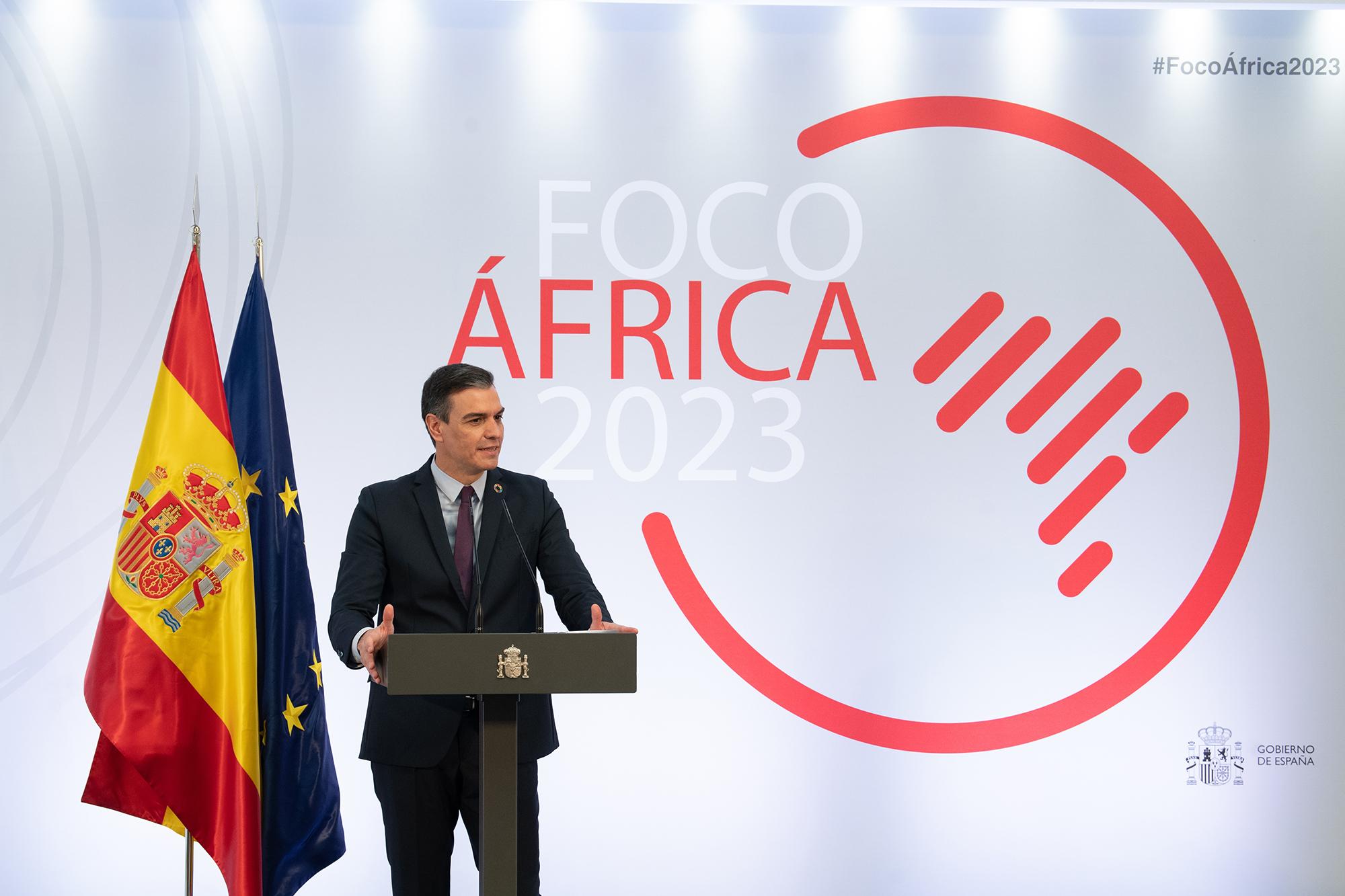 Foco África 2023, la ambiciosa agenda africana del Gobierno de España