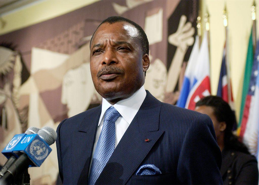 Denis Sassou Nguesso gana las elecciones en República del Congo por cuarta vez