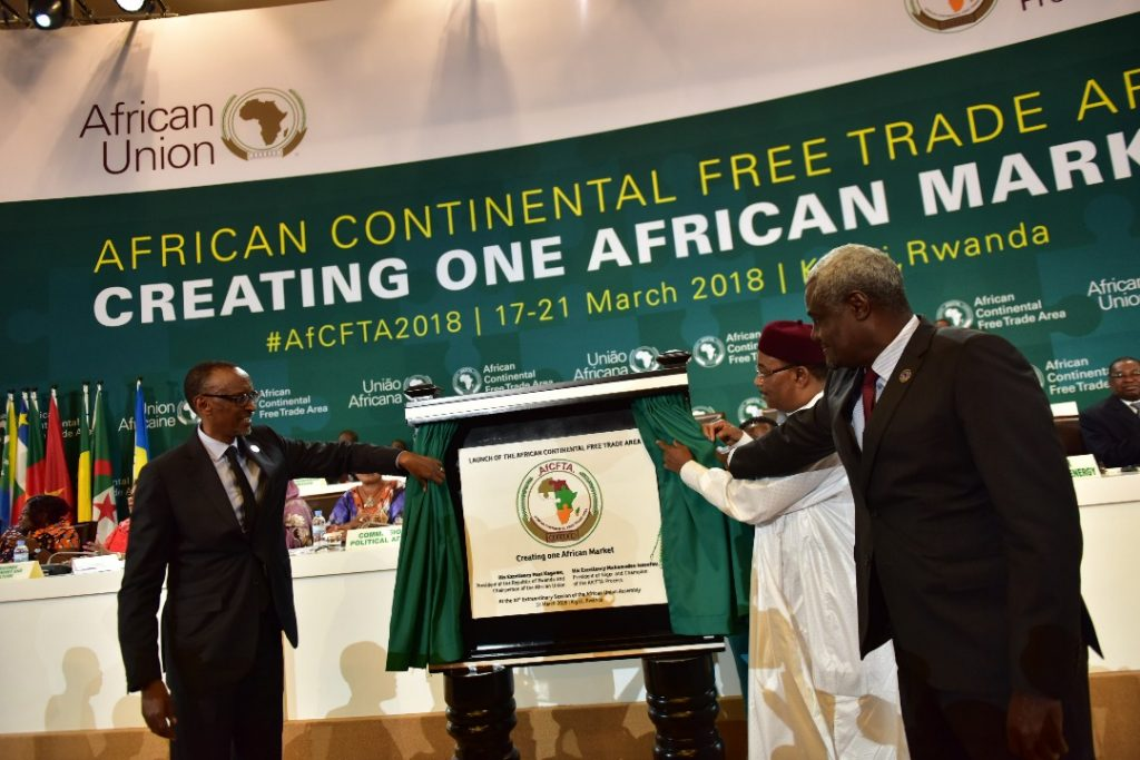 """AfCFTA, el deseado """"milagro africano"""""""