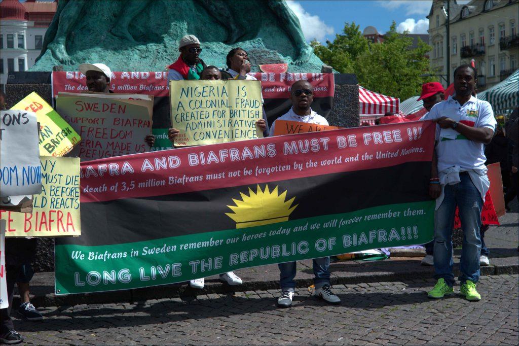 Medio siglo después, Biafra sigue reclamando su independencia