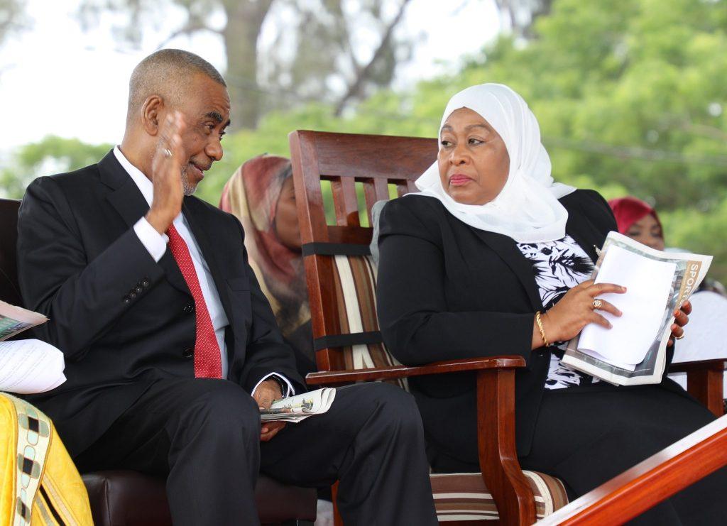 Saima Suluhu, primera mujer presidenta de Tanzania