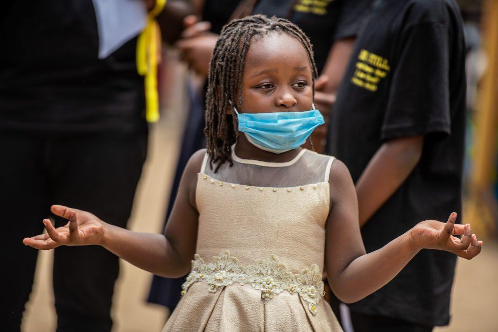 África da un paso al frente ante las consecuencias de la pandemia para la mujeres y las niñas