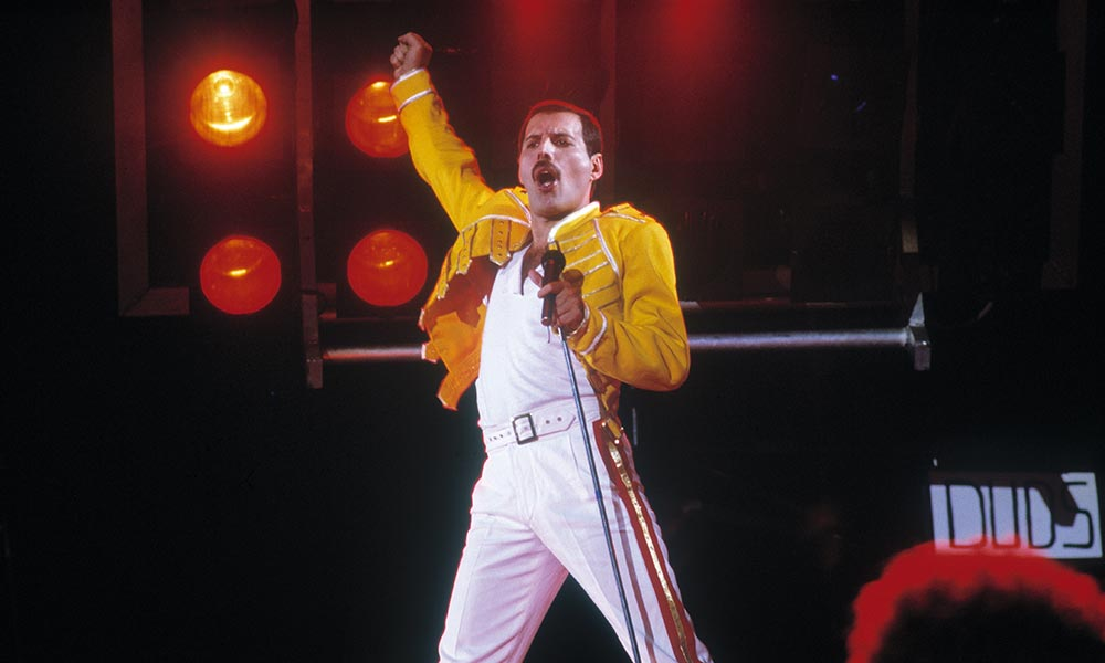 Freddie Mercury, famoso en el mundo pero desconocido en su tierra natal